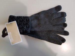 Handschuhe grau Michael Kors