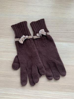 H&M Gloves bronze-colored-brown