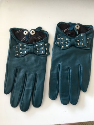 Gloves petrol