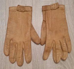 Handschuhe Leder Gr. S