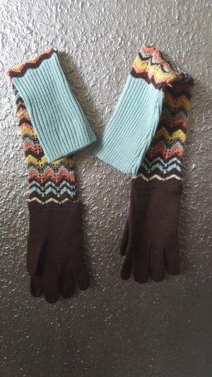 Handschuhe Stulpen Missoni