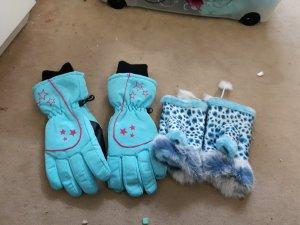 handschuhe und fingerwärmer