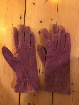 Handschuhe, Wildleder (Künstlich)
