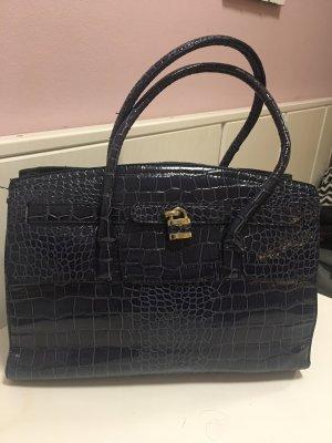 Aldo Handbag dark blue
