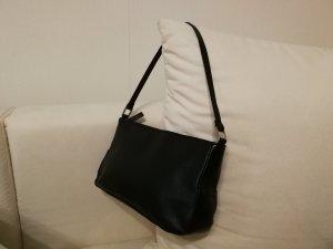 H&M Accessory black polyurethane