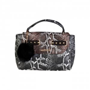Laura biagiotti Carry Bag multicolored imitation leather