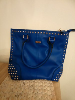 Catwalk Bolso color oro-azul