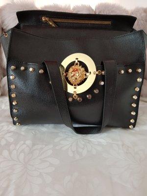 VERSUS Versace Borsetta nero-oro