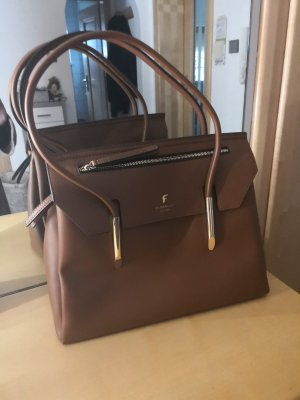 Fiorelli Carry Bag cognac-coloured polyurethane