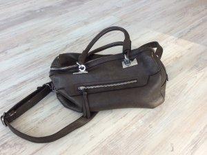 Bolso marrón oscuro