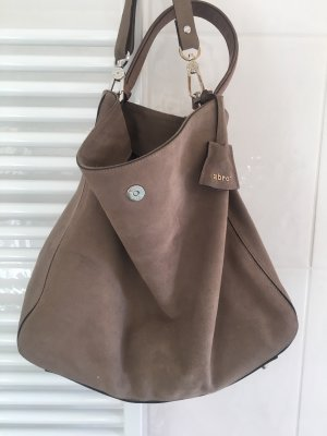 Handtasche Abro taupe