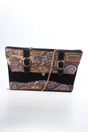 Handtasche abstraktes Muster extravaganter Stil