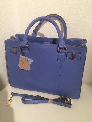 Accessorize Carry Bag steel blue-cornflower blue