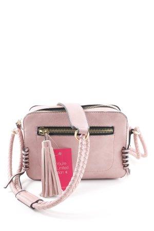Handtasche altrosa Casual-Look
