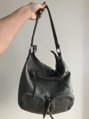 Handtasche aus Echtleder
