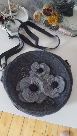 Handtasche aus Filz *handmade* Unikat