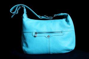 Handtasche aus Italienischer Weich LEDER