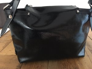 Handtasche aus Lackleder NEU