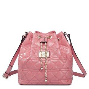 Handtasche aus Lackleder von Nucelle