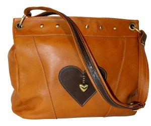 Handtasche aus Leder made in Italy
