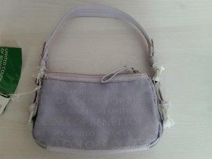 Benetton Handbag mauve-purple