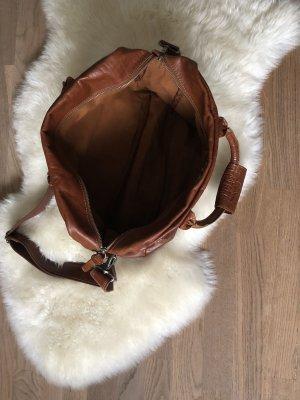 Cowboysbag Crossbody bag cognac-coloured