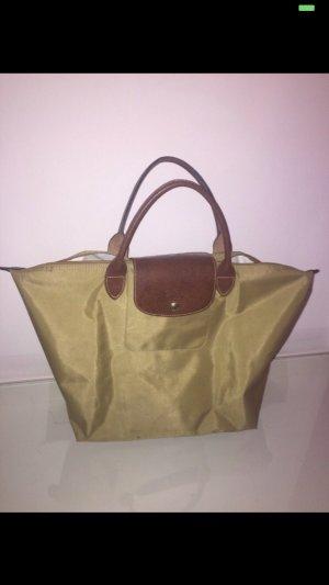 Handtasche camel Longchamp