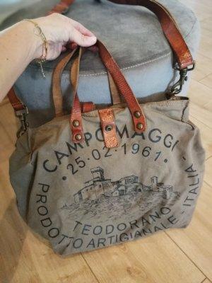 Handtasche Campomaggi Canvas