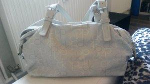 Handtasche CK beige