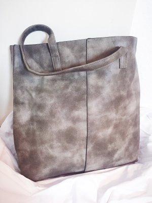 Handtasche & Clutch in grau