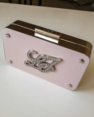 Liu jo Borsa clutch argento-rosa antico
