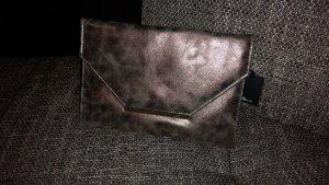Handtasche | Clutch | NEU | Gold | Kupfer | Trägerkette | Bijou Brigitte