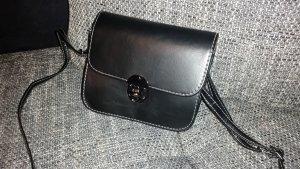 Handtasche | Clutch | NEU | Schwarz | Umhängetasche