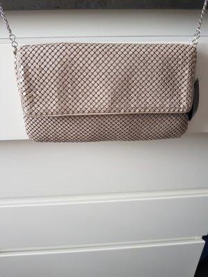 Handtasche/Clutch von Bijou Brigitte in Beige