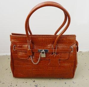 Handtasche cognac Citybag