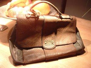 Handtasche,Collegetasche mit vielen Details und viele Fächer