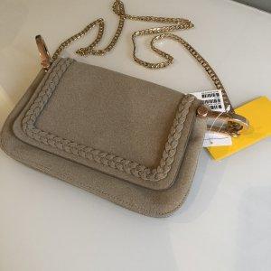 H&M Étui pour téléphone portable crème-doré