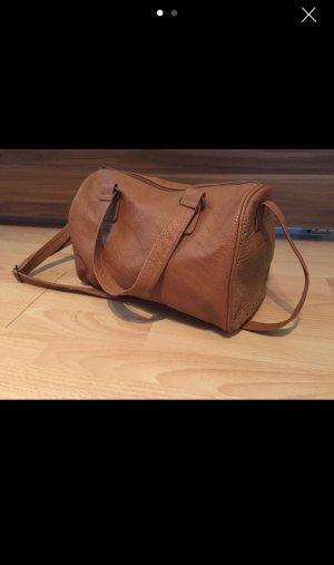 Handtasche Damen Braun