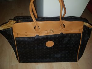 David Jones Handbag black-light brown
