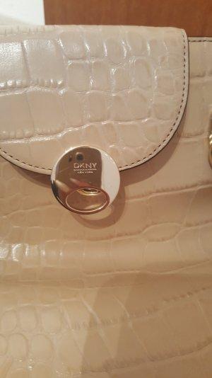 Handtasche DKNY beige