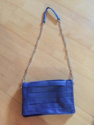 Handtasche dunkelblau; JustFab