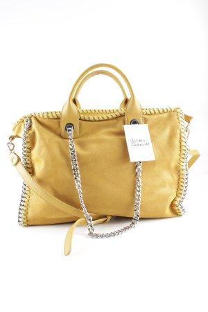 Handtasche dunkelgelb Casual-Look