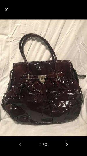 Carry Bag black brown-brown