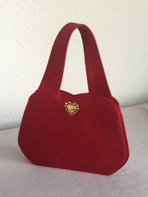 Emanuel Ungaro Carry Bag red