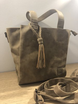 Pouch Bag light brown-camel