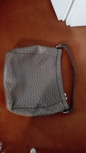Pouch Bag light brown-brown