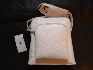 voi Mini Bag white leather