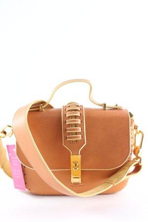 "Handtasche ""Elita Shoulder Minibag Salted Caramelt"" hellbraun"
