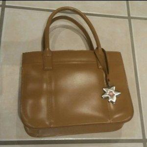 Handtasche Esprit braun / beige