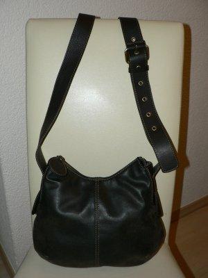 Handtasche ESPRIT in Leder-Optik chocolate
